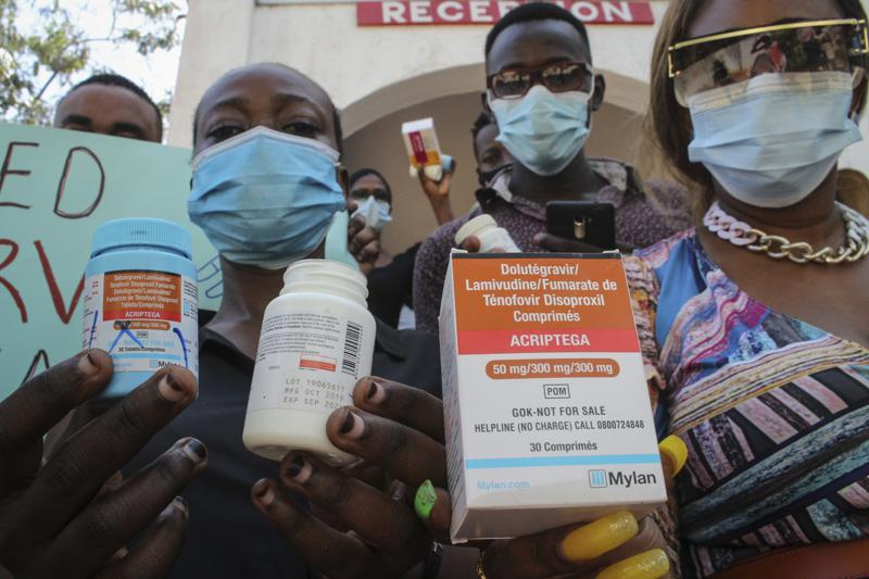Shortage of anti-retroviral HIV drugs in Kenya leaves many lives in danger