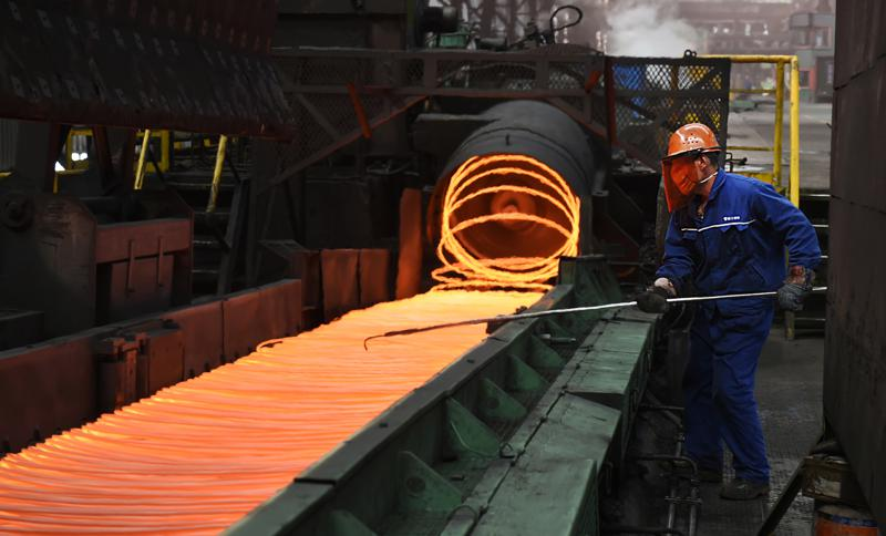 China suspends some steel import tariffs to push improvement on industry
