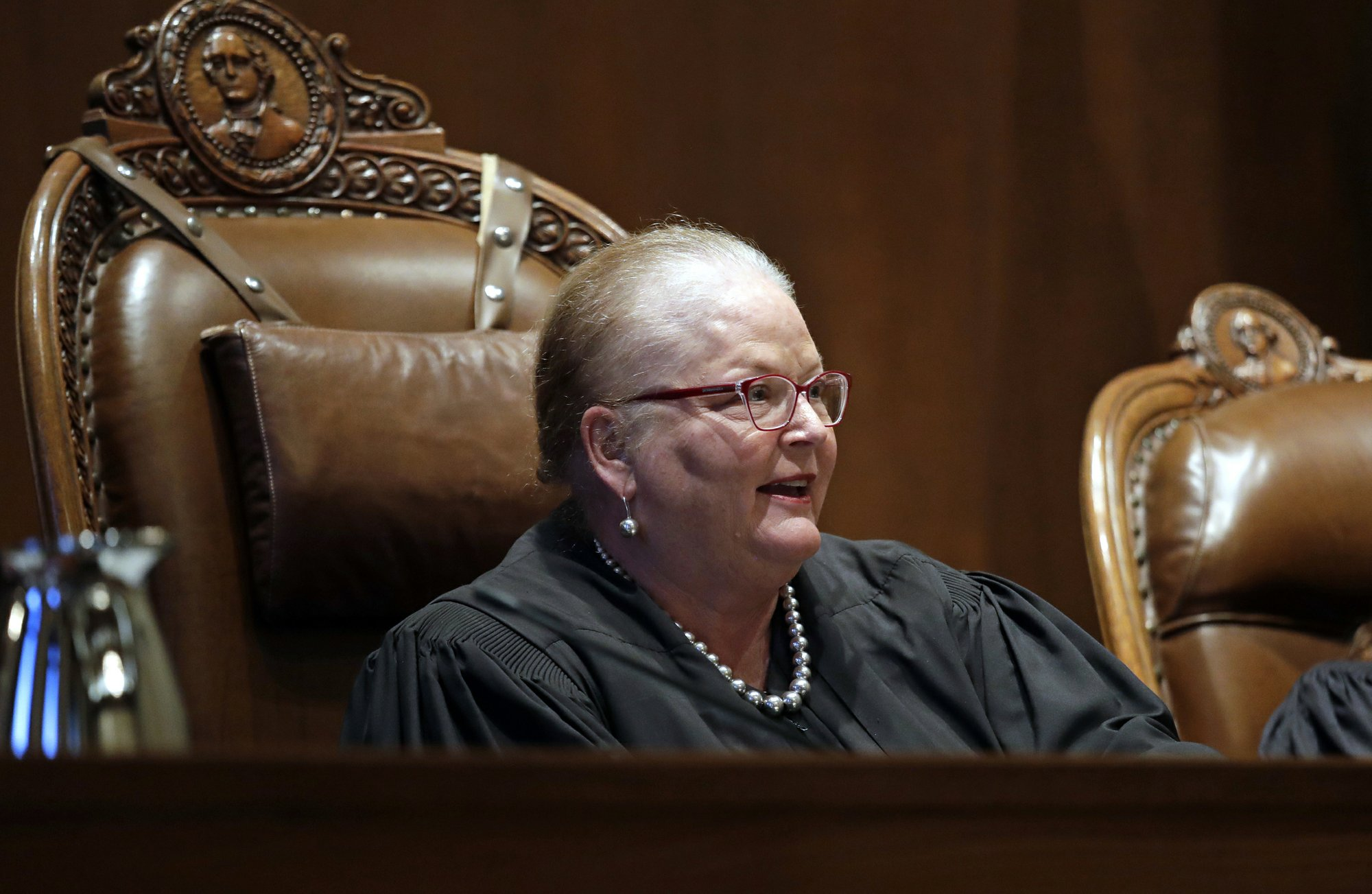 Supreme Court Chief Justice Mary Fairhurst to retire