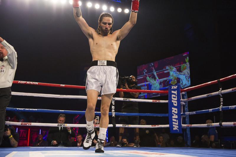 Nico Ali Walsh, Muhammad Ali's Grandson, Scores TKO Win Over Jordan Weeks in Pro Boxing Debut