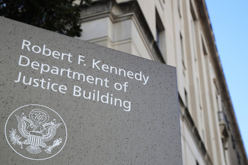 Justice Dept  puts Big Tech under the antitrust microscope