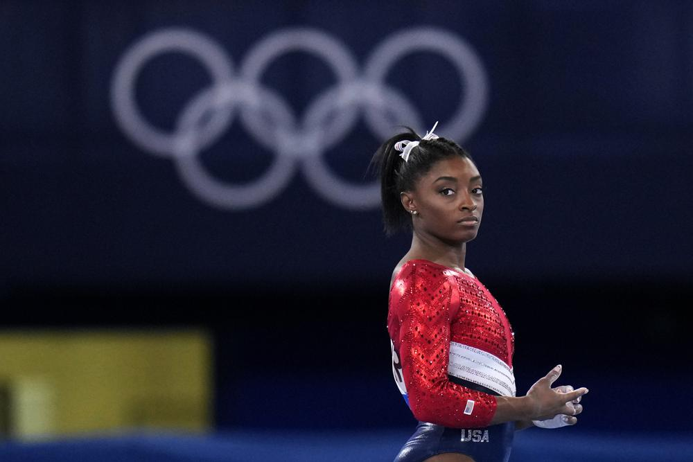Simone Biles Withdraws from Floor Exercise Final at Tokyo Olympics
