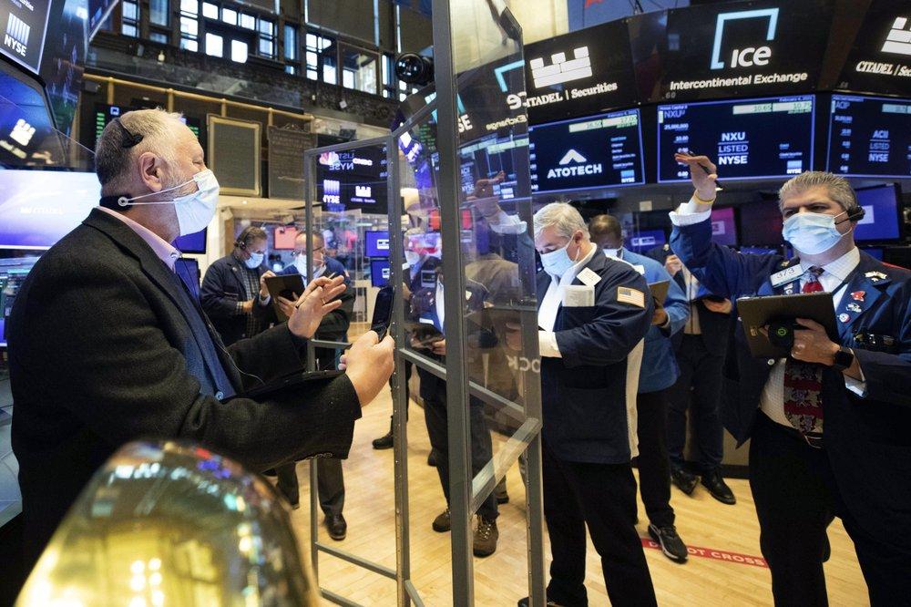 Stocks opening higher on Wall Street; hope for global economic rebound