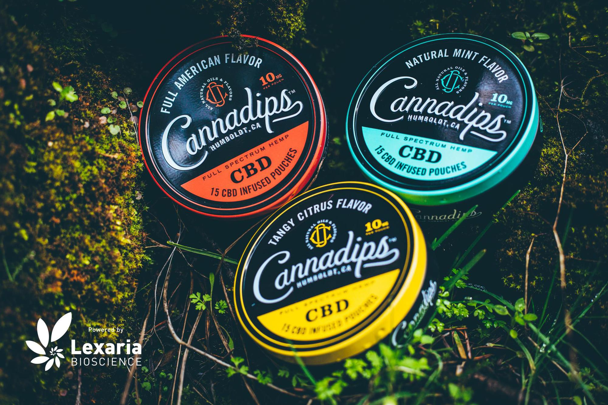 Lexaria Bioscience Corp. and Cannadips CBD Announce Definitive Technology  Licensing agreement for CBD Oral Pouch & Dip Category