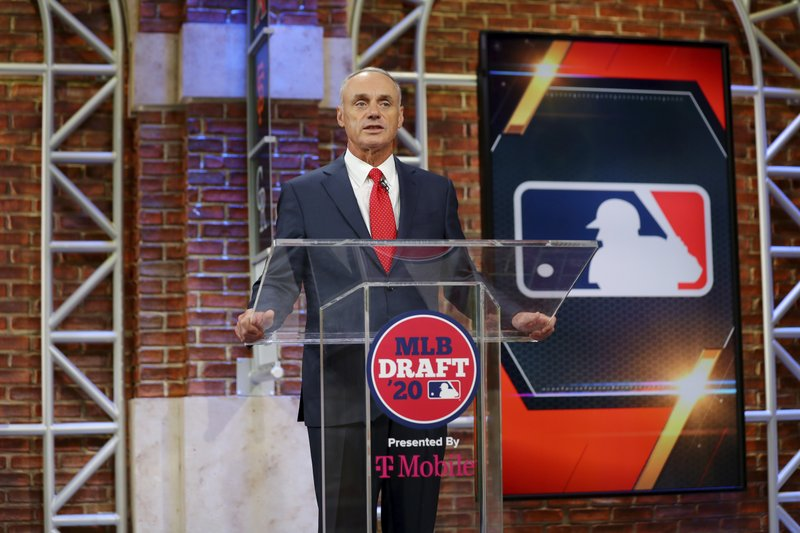 MLB opens draft voicing strong support for Black Lives Matter movement