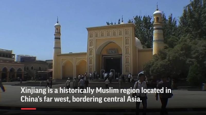 China's mass indoctrination camps evoke Cultural Revolution