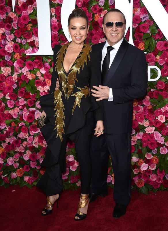 Tony Awards Fashion