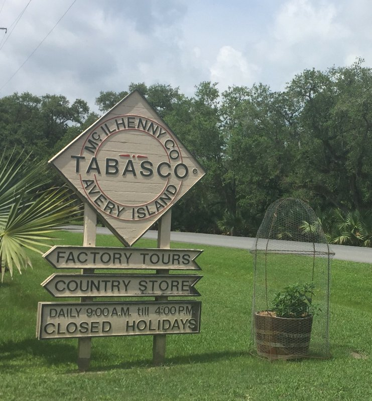 Marking Tabasco\'s 150th birthday with a tour of Avery Island