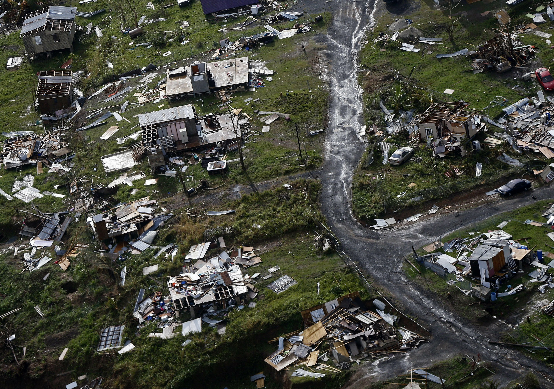 Hurricane Maria's Toll