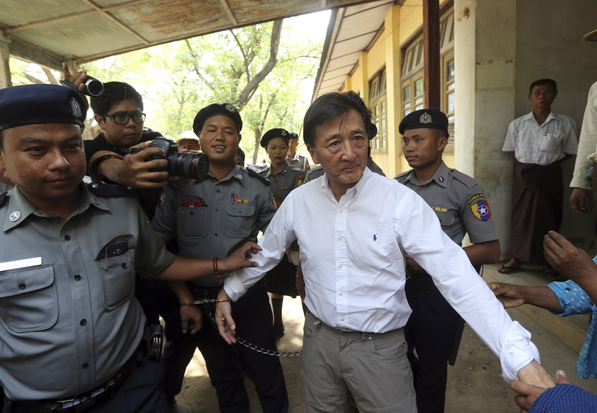 Death penalty possible in Myanmar cannabis farm case