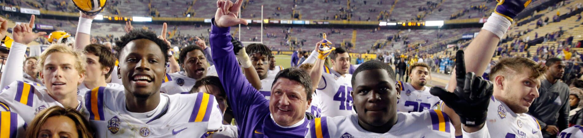 Louisiana State Tigers football