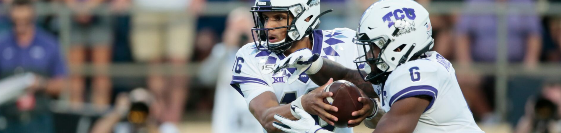 Texas Christian Horned Frogs football