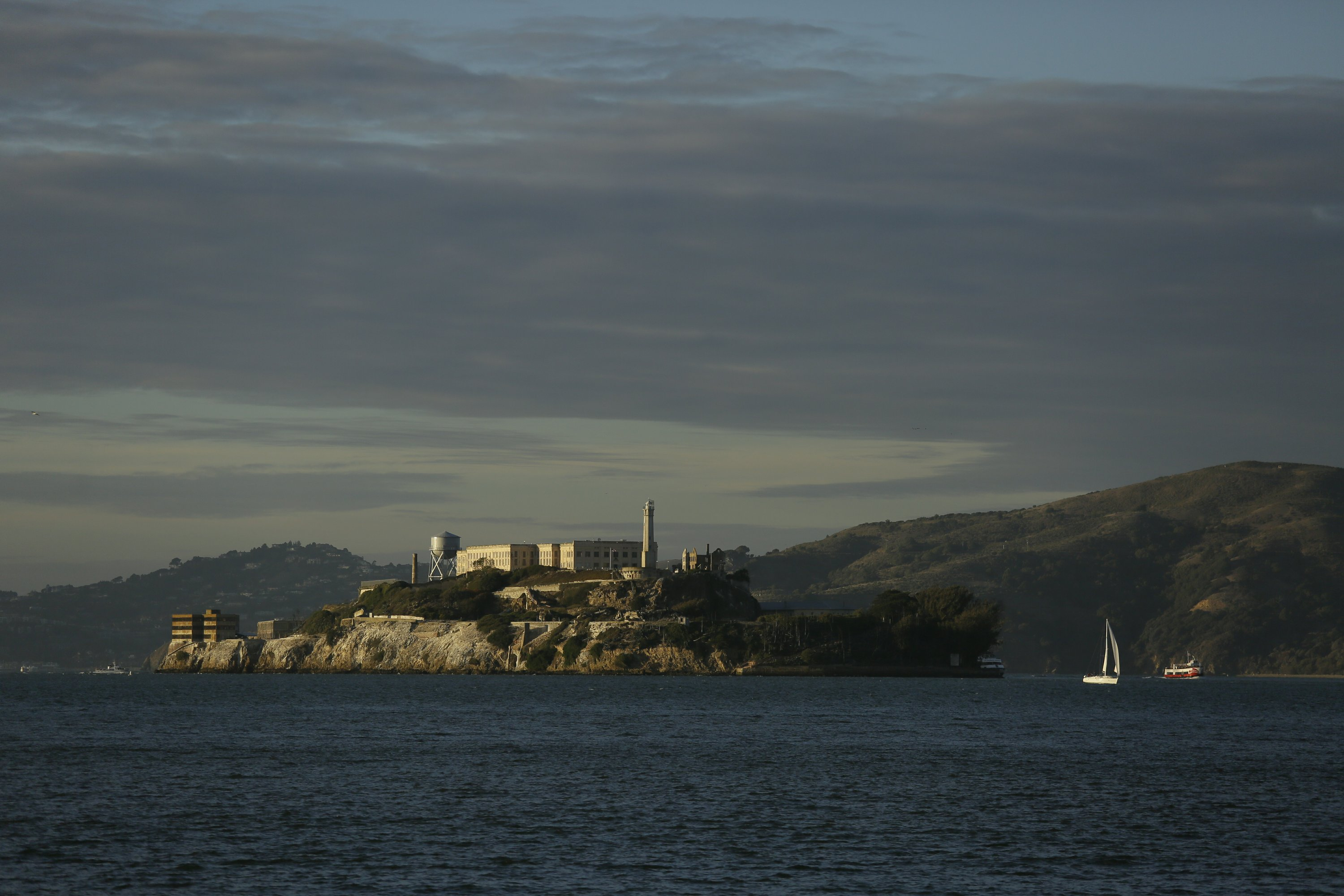 Ap Was There Alcatraz Will Become Park