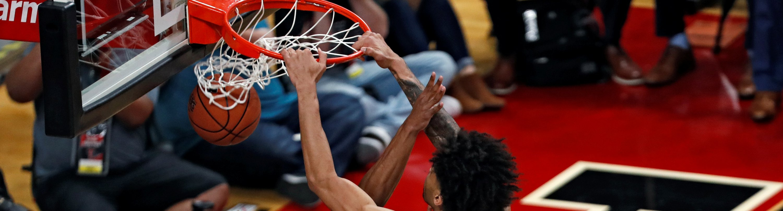 Men's college basketball