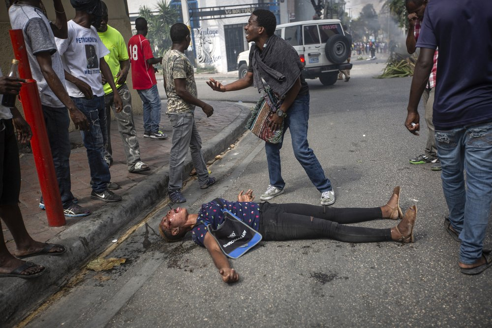 AP photographers honored in 2020 Pulitzer Prize for their breaking news in photography