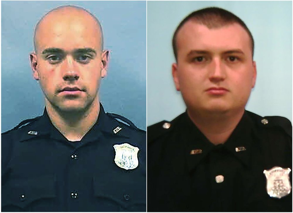 Officer Garrett Rolfe charged with murder of Rayshard Brooks