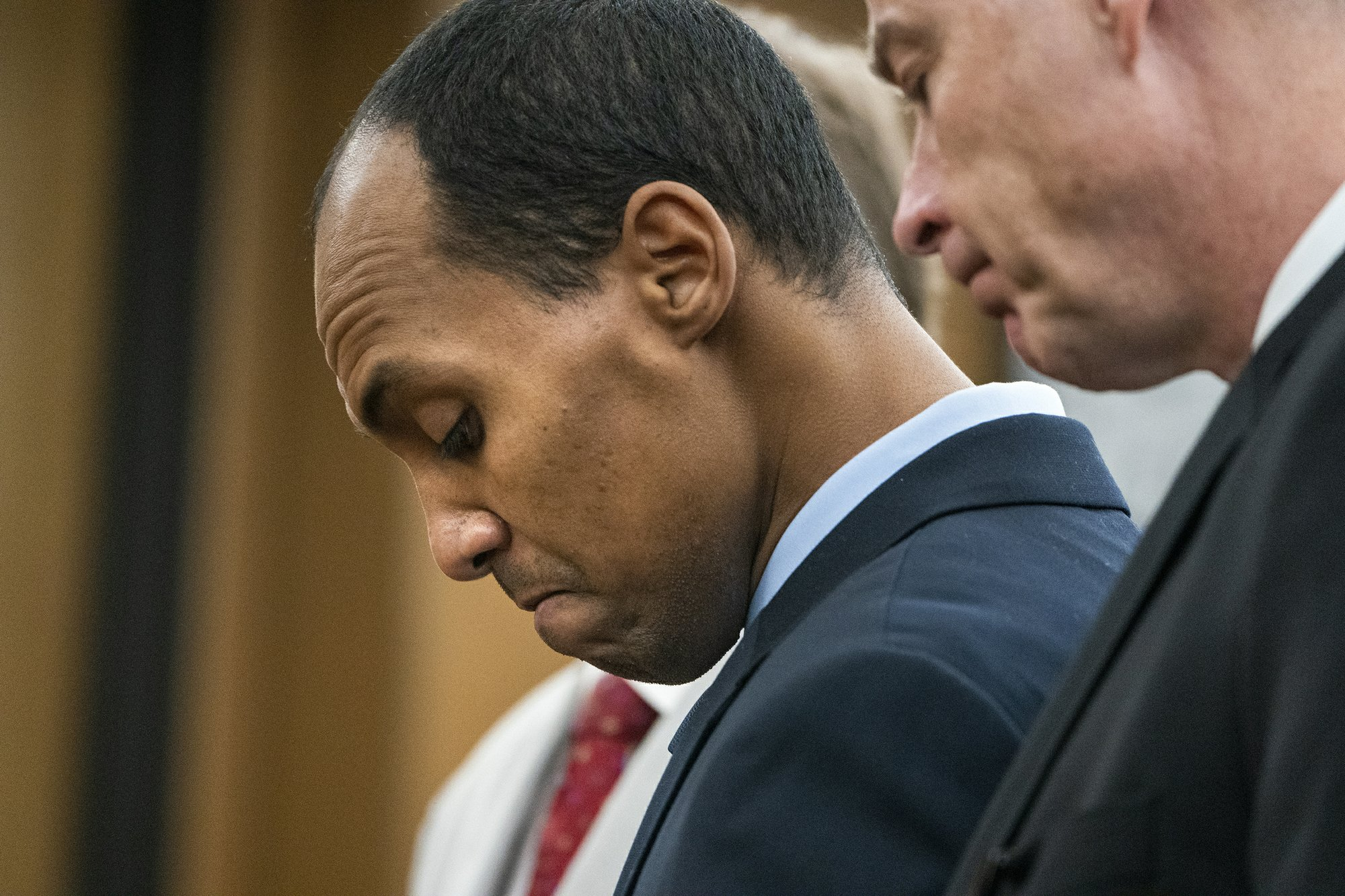 'I was wrong': Officer who shot 911 caller gets 12½ years