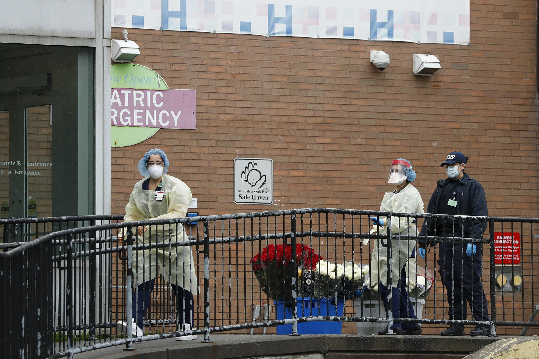 El estado de NY supera las 1.000 muertes por el coronavirus