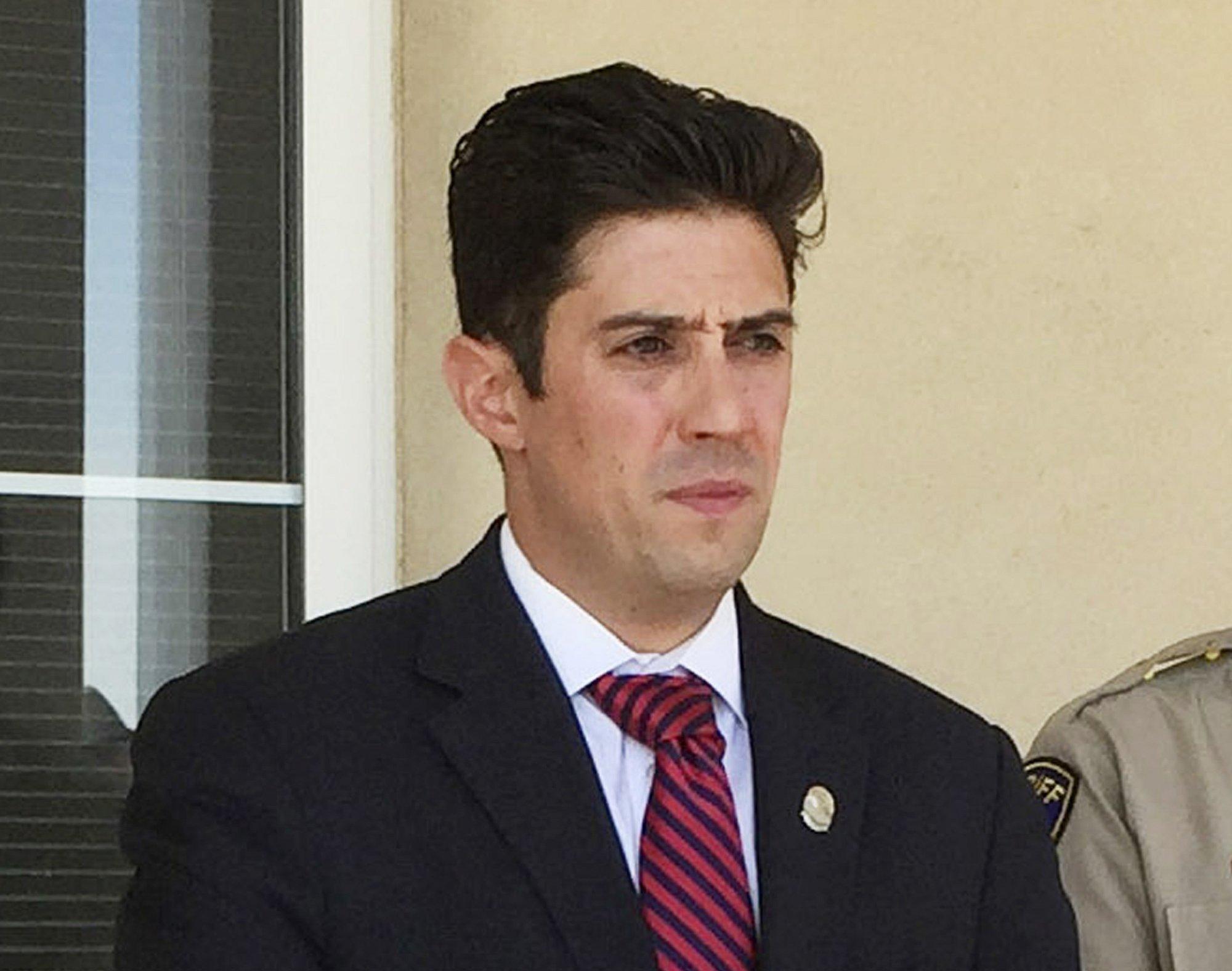 Democrat ridicules rival in New Mexico congressional primary
