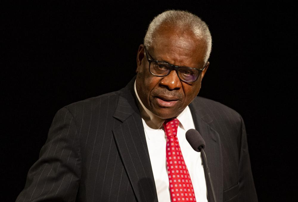 Supreme Court Justice Clarence Thomas Criticizes Judges for Letting Personal Feelings and Beliefs Affect Their Decisions