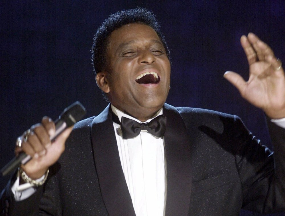 Charley Pride broke racial barriers as a black country music star