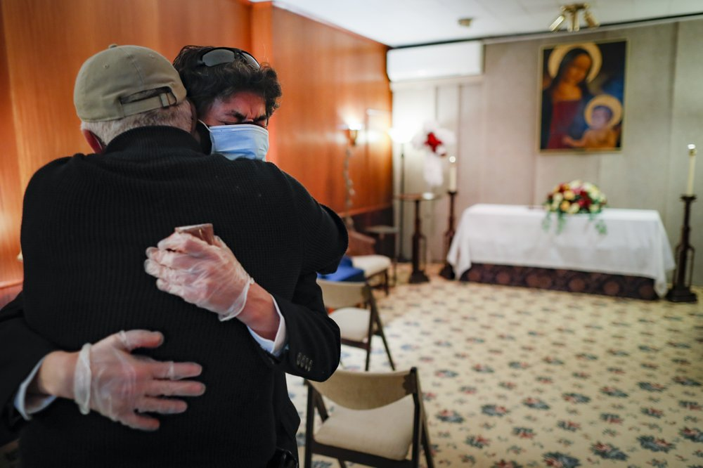 The COVID-19 pandemic has united two grieving Hispanic congregations