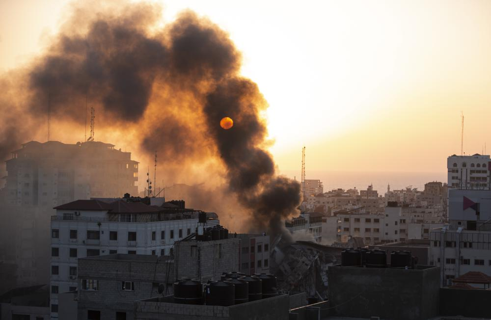 Religious Violence Spreads Across Israel as Death Toll From Gaza Airstrikes Mounts