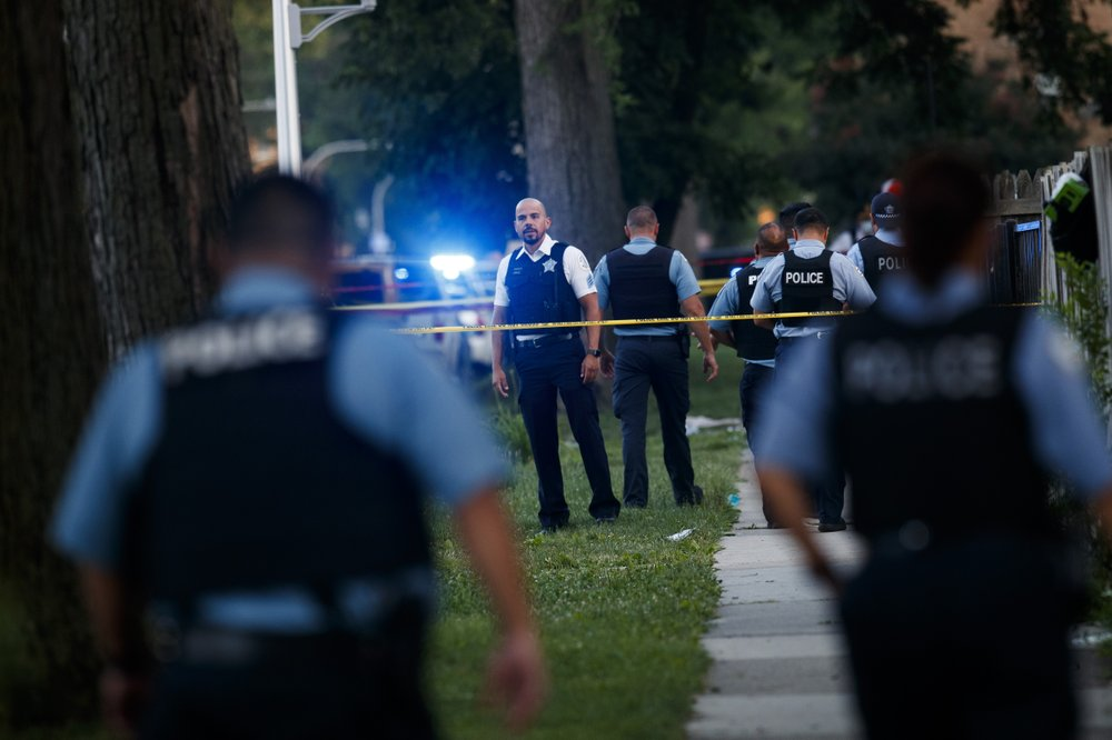 A 7-year-old girl and a teenage boy are among the 13 people  killed in Chicago over the Fourth of July weekend