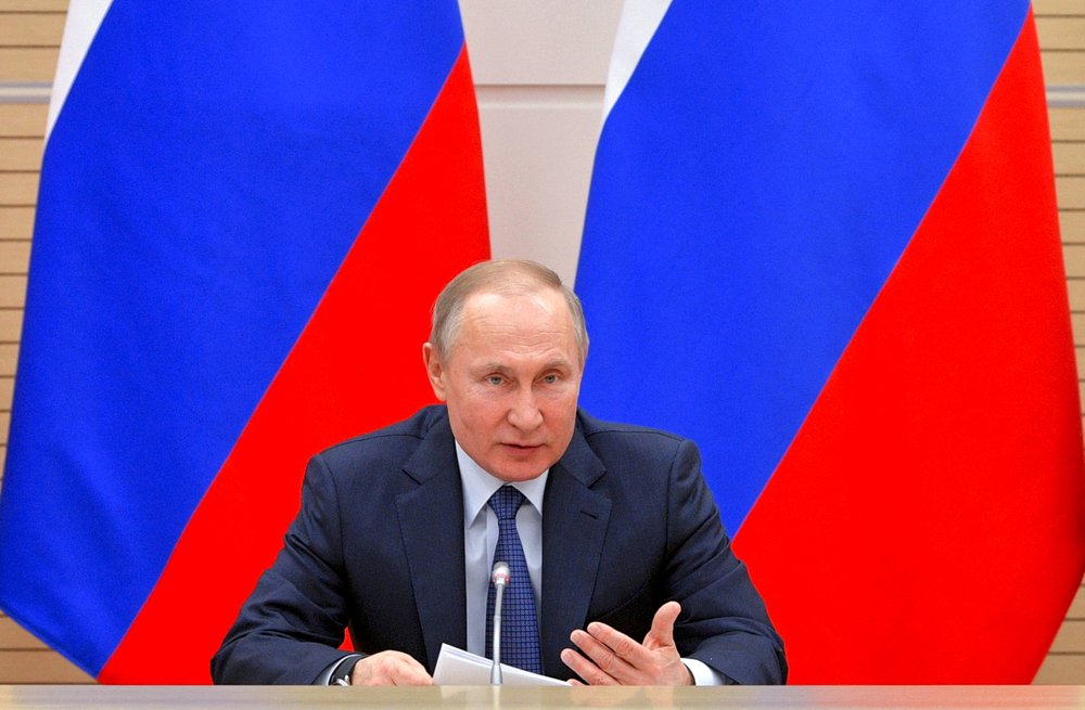 Ideas for amending Russian Constitution aired for Putin