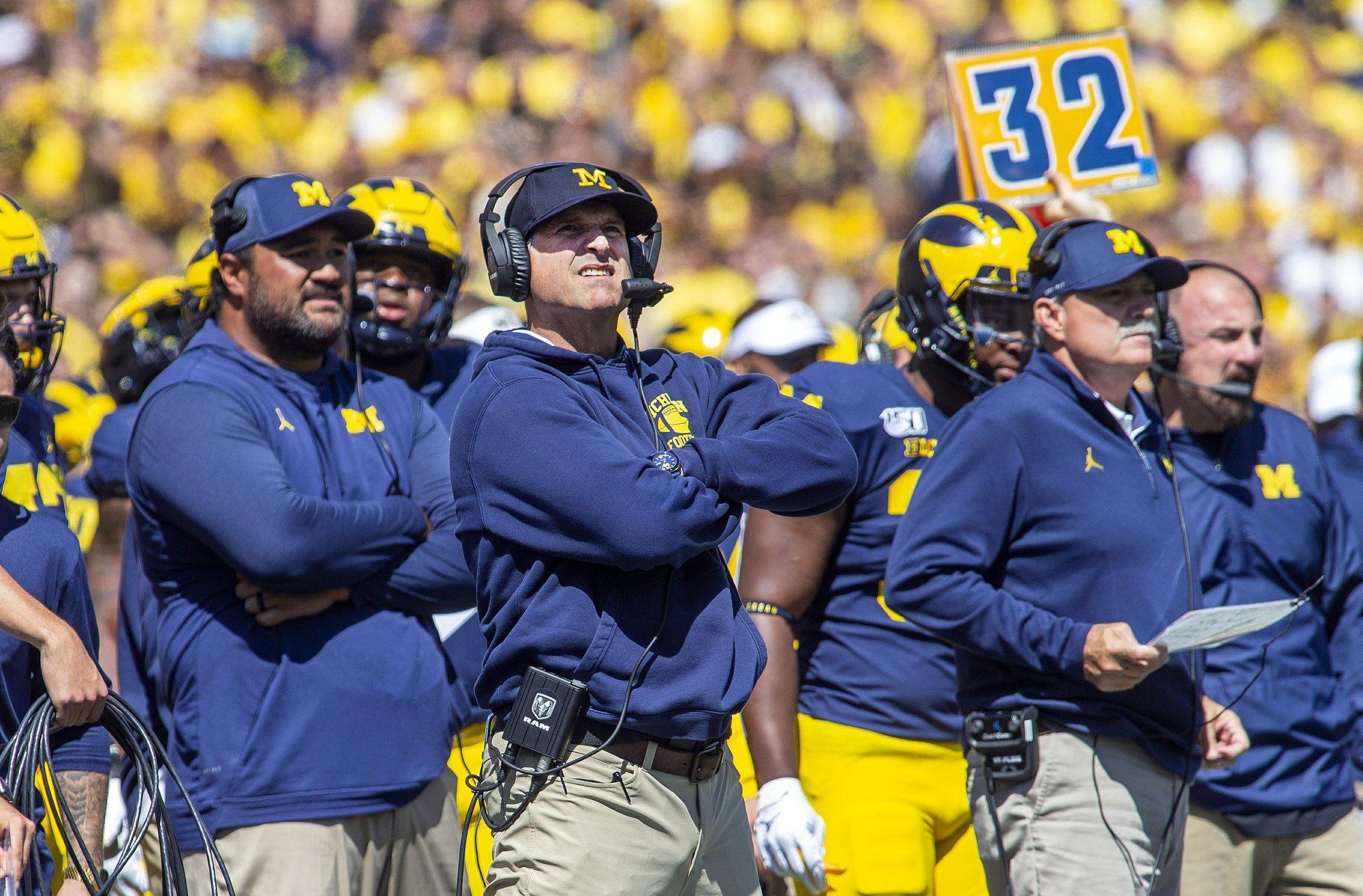 College Football Picks: Michigan tries to change narrative