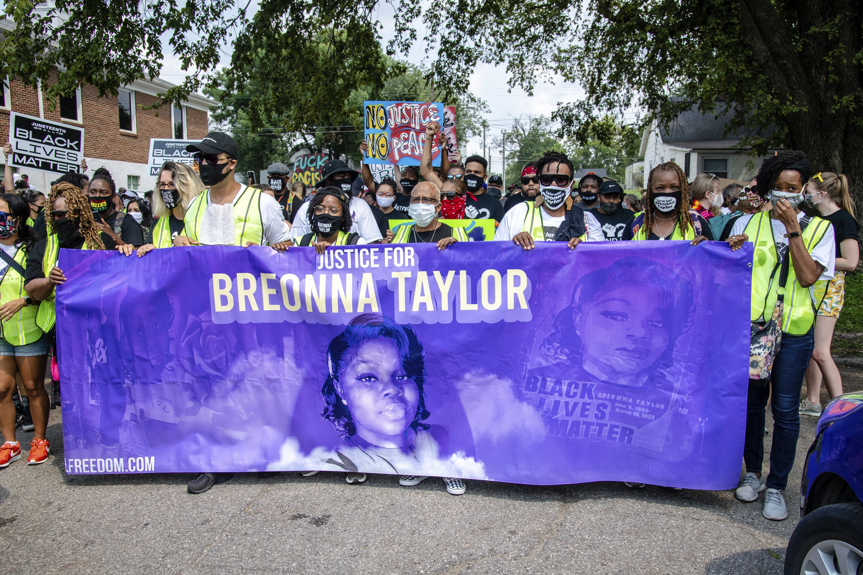 A Timeline Of Events Related To The Death Of Breonna Taylor