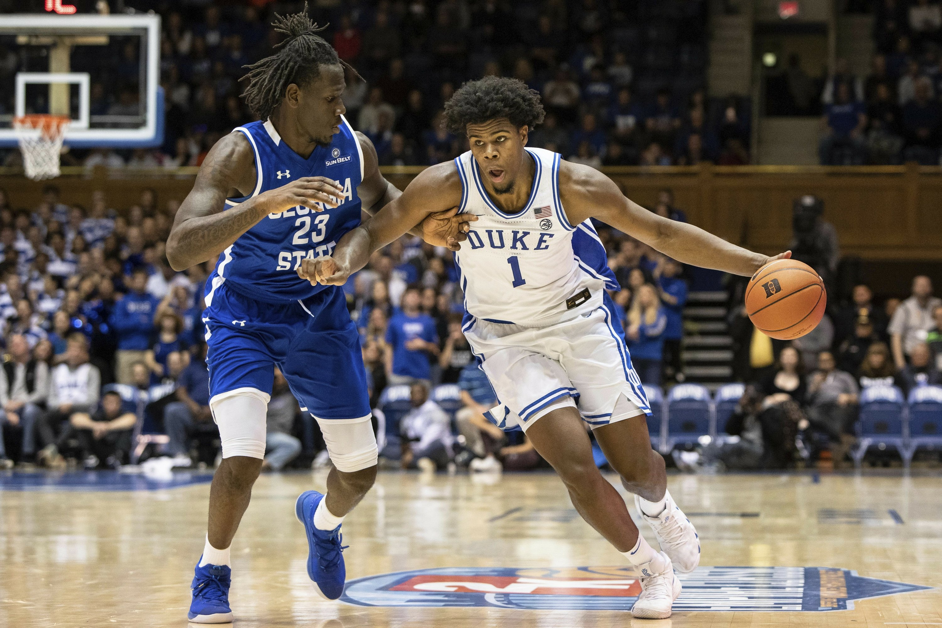Duke Heads To Madison Square Garden After Return To No 1