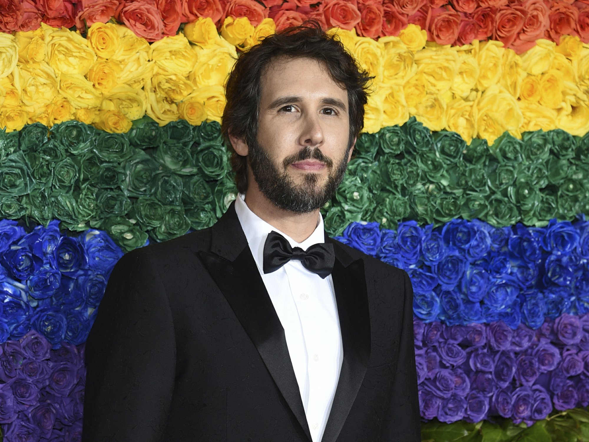 Josh Groban plans to 'let go' in upcoming show series