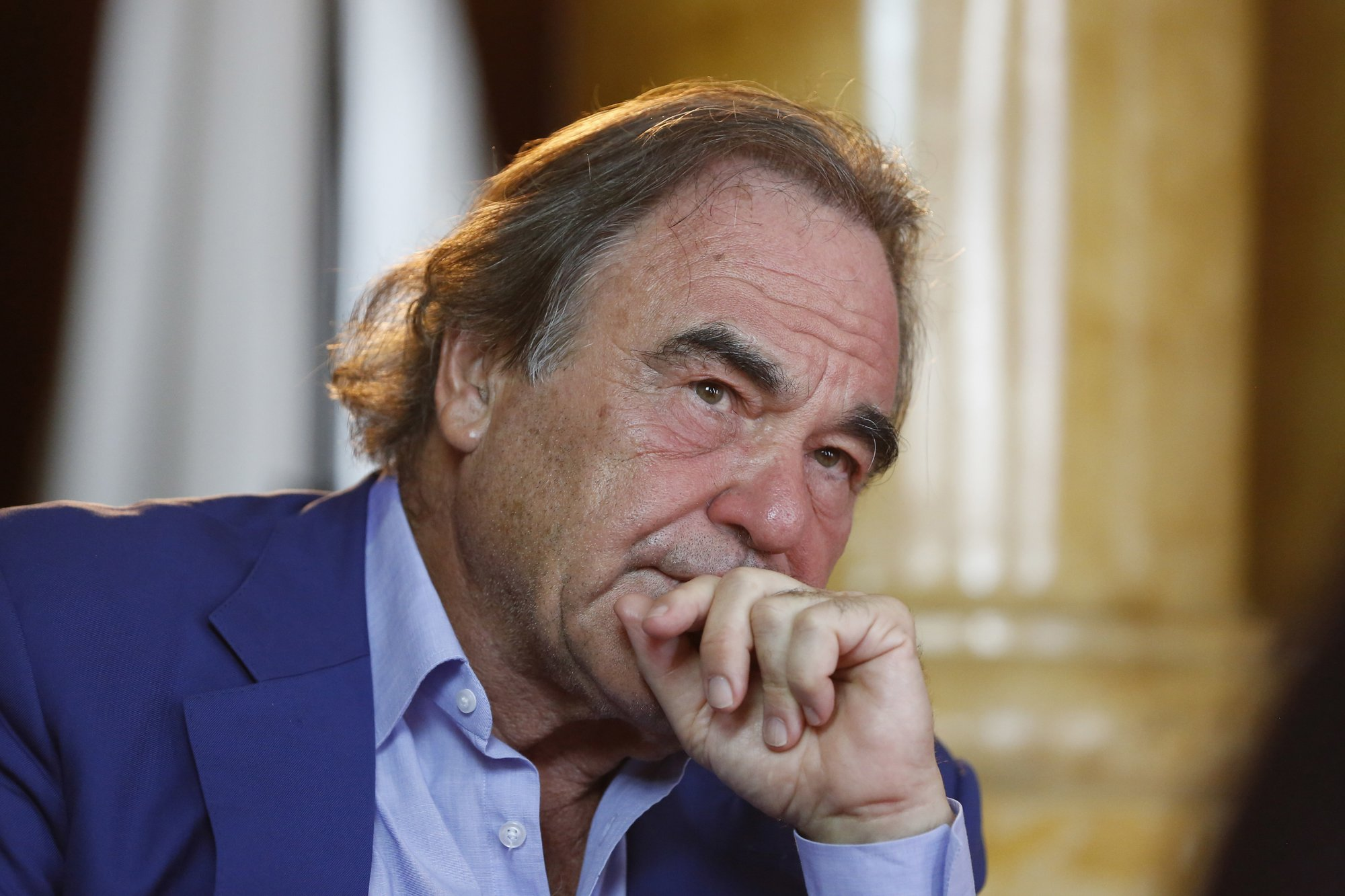 Oliver Stone writing memoir, scheduled for 2020