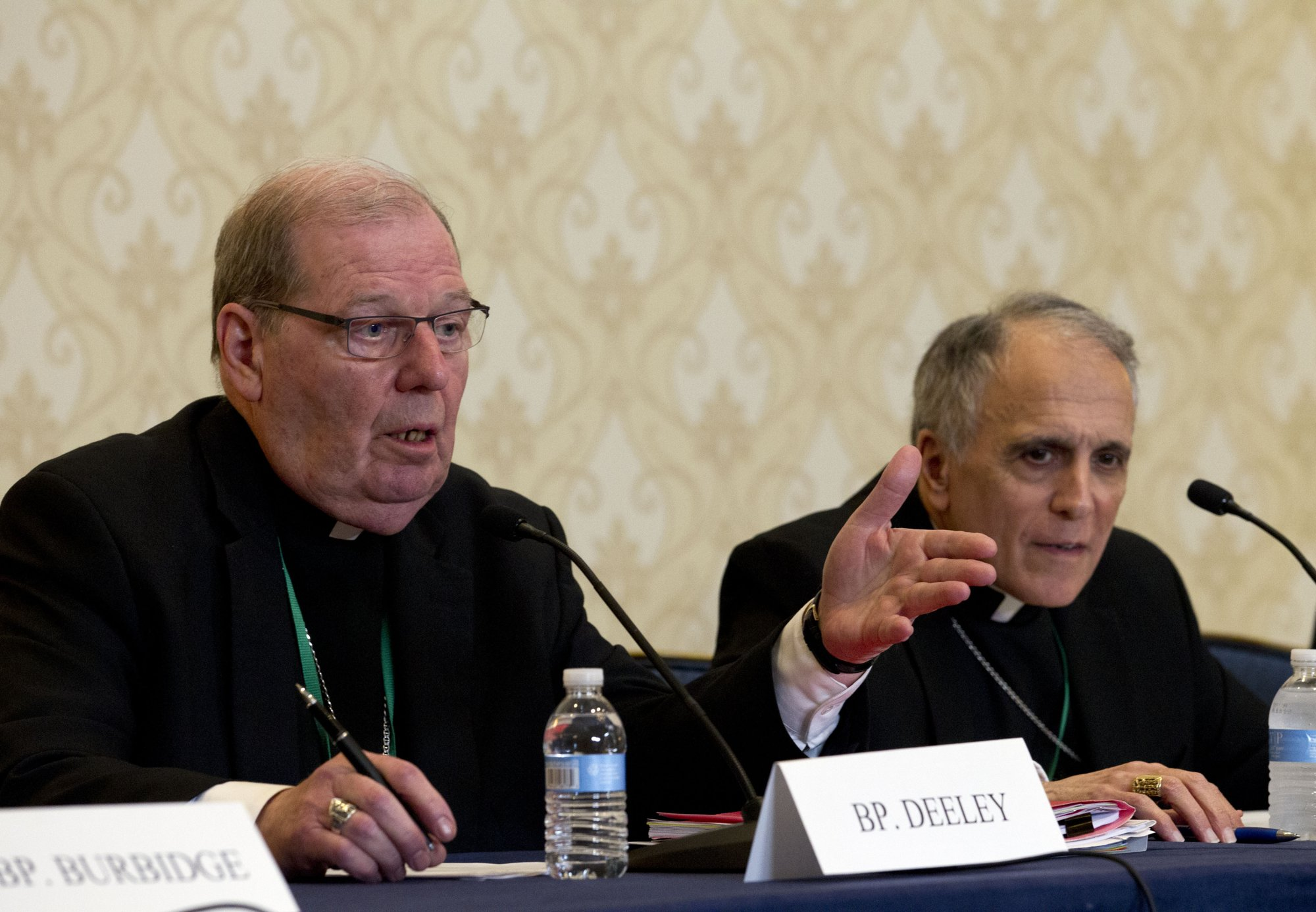 Catholic bishops approve new sex-abuse reporting hotline