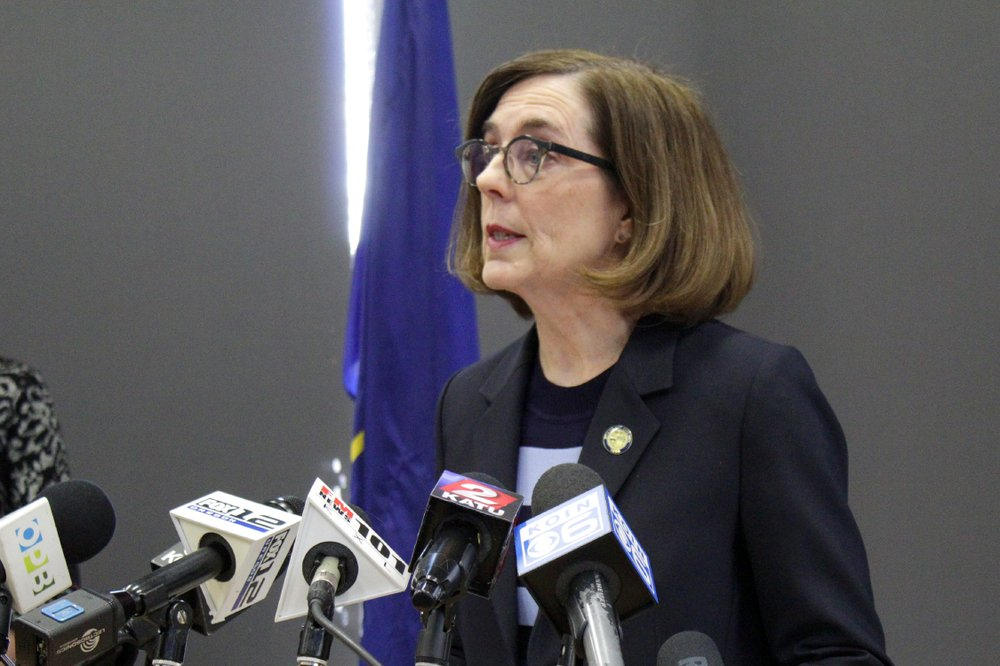 Oregon Supreme Court ruled that Gov. Kate Brown erred by not seeking the legislature's approval to extend the stay-at-home orders