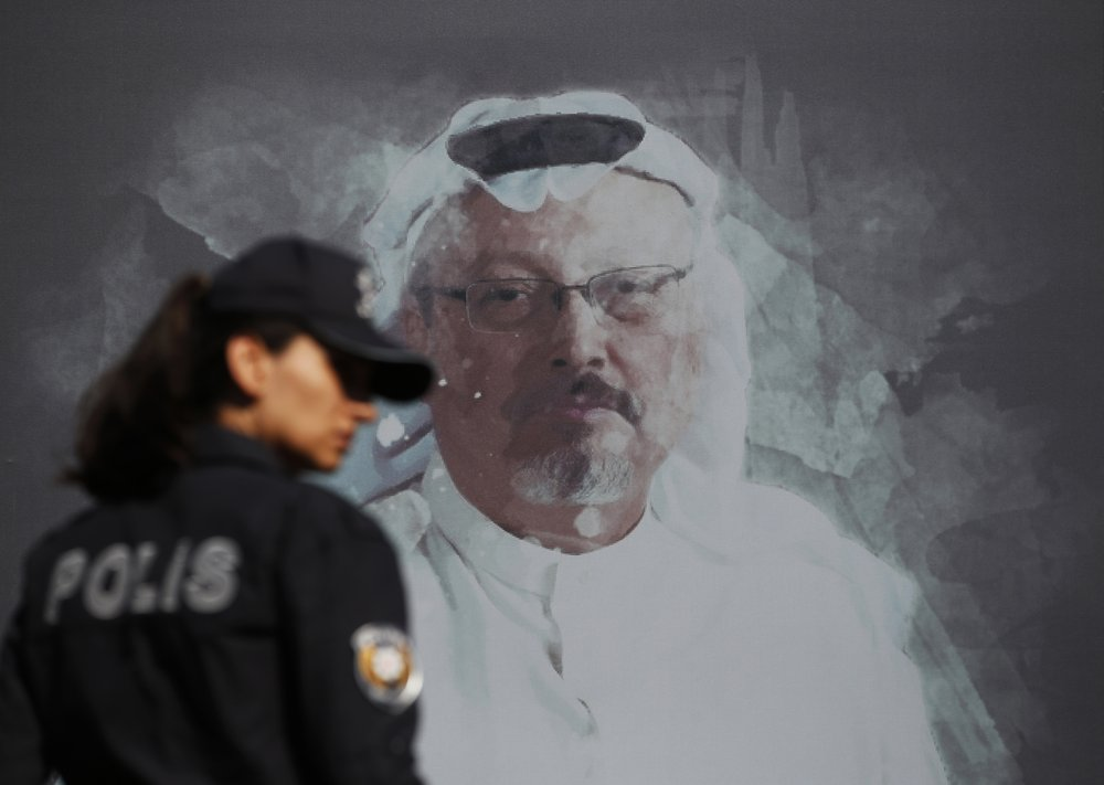 Saudi court sentences five people to death for Khashoggi murder
