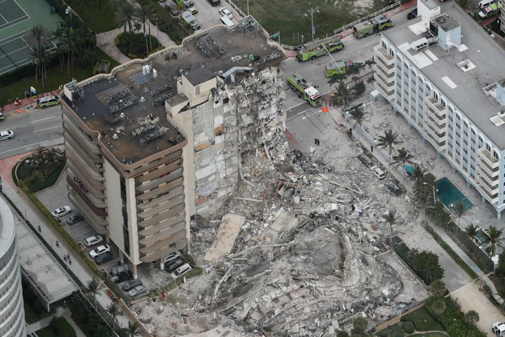 Victims and Families in Florida Condo Collapse to Receive at Least 0 Million in Compensation