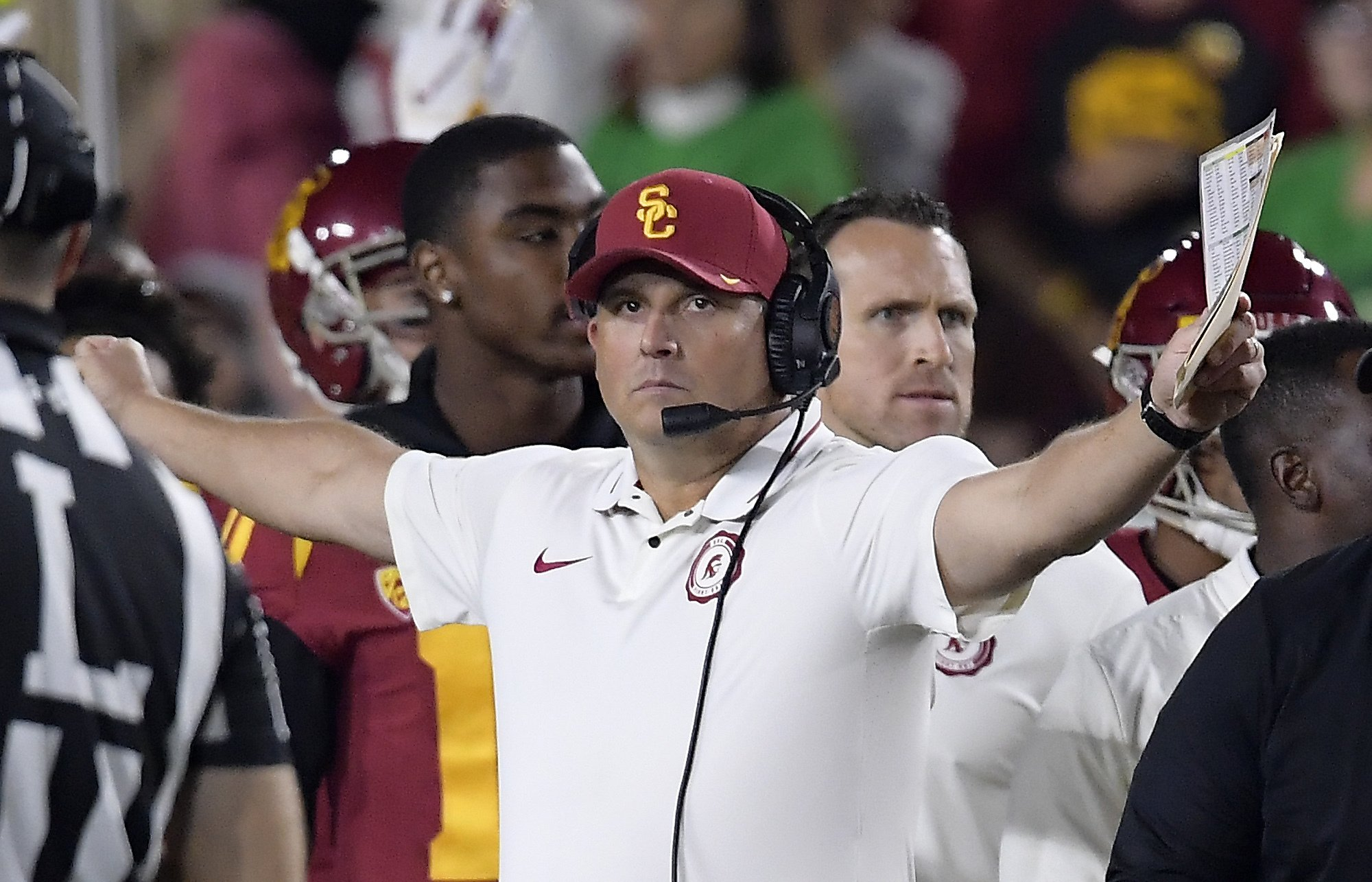 Pick Six: Helton leads coaches on hot seat entering 2019