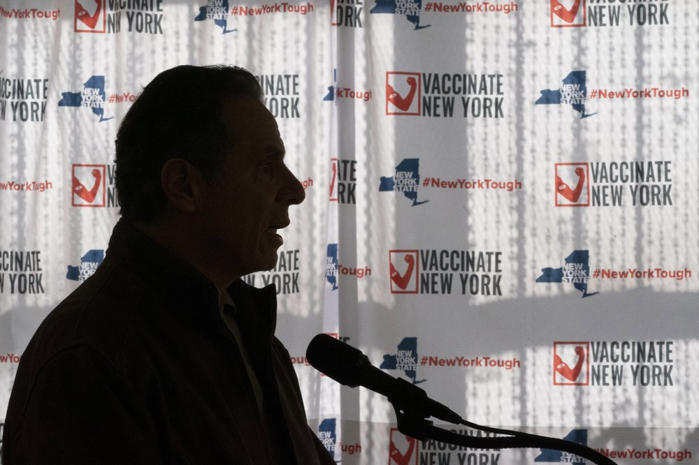 Cuomo accused of covering up true death toll of the pandemic on nursing home residents