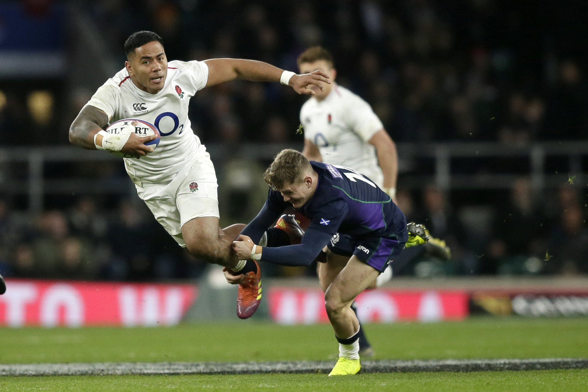 Players to watch at the Rugby World Cup