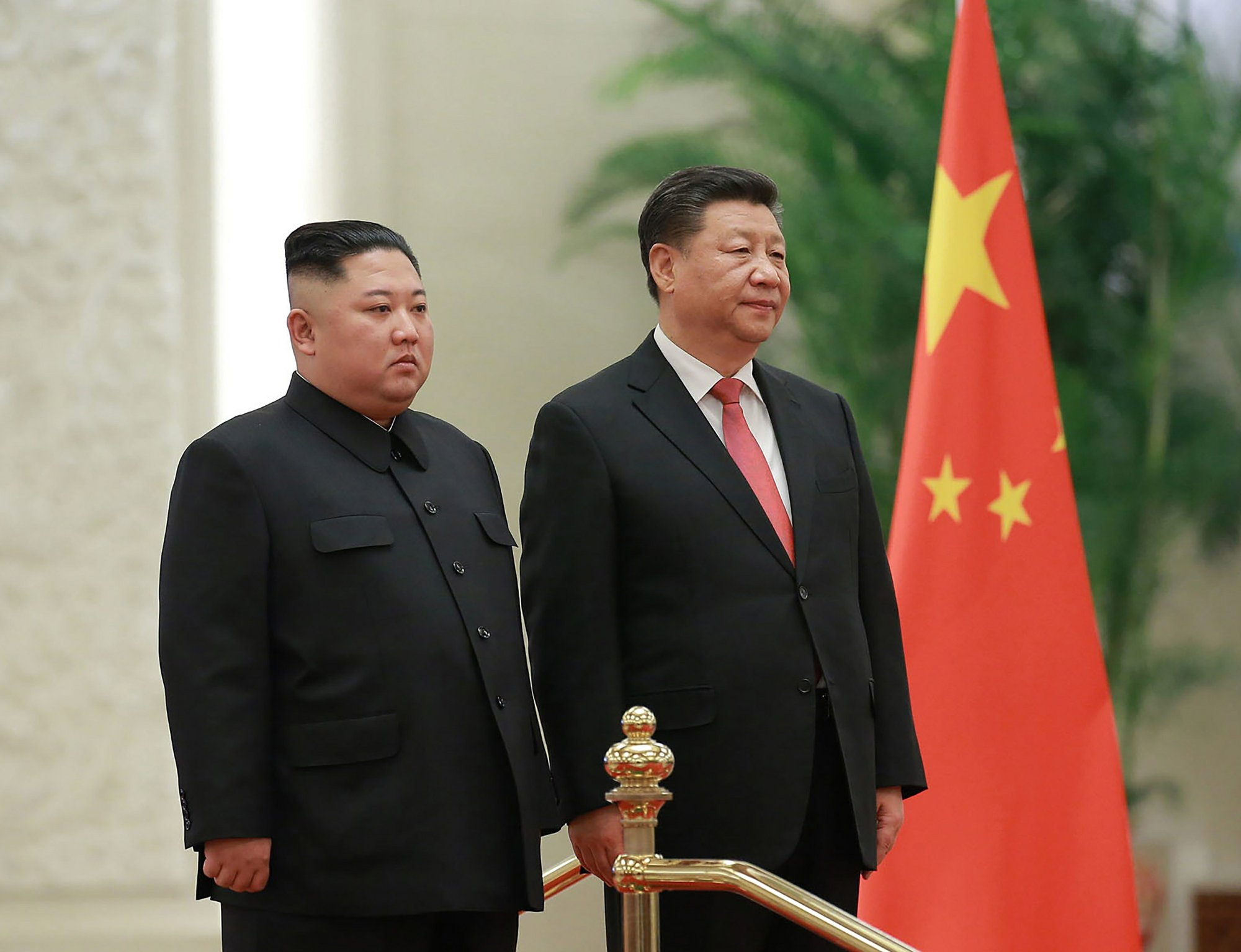 China's Xi heads for NKorea for state visit, talks with Kim