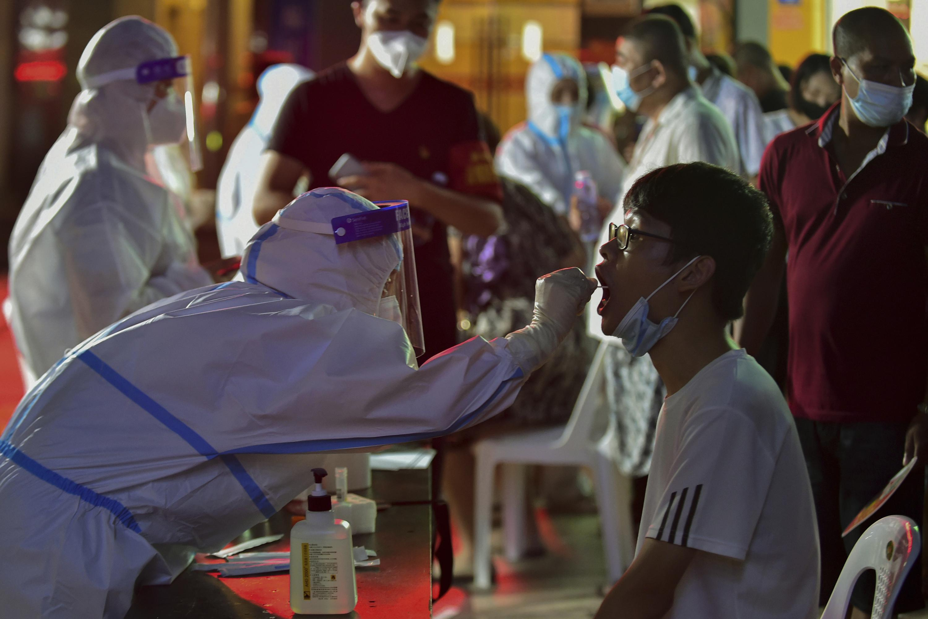 Without Proof of a Negative Coronavirus Test, You Can't Leave Putian