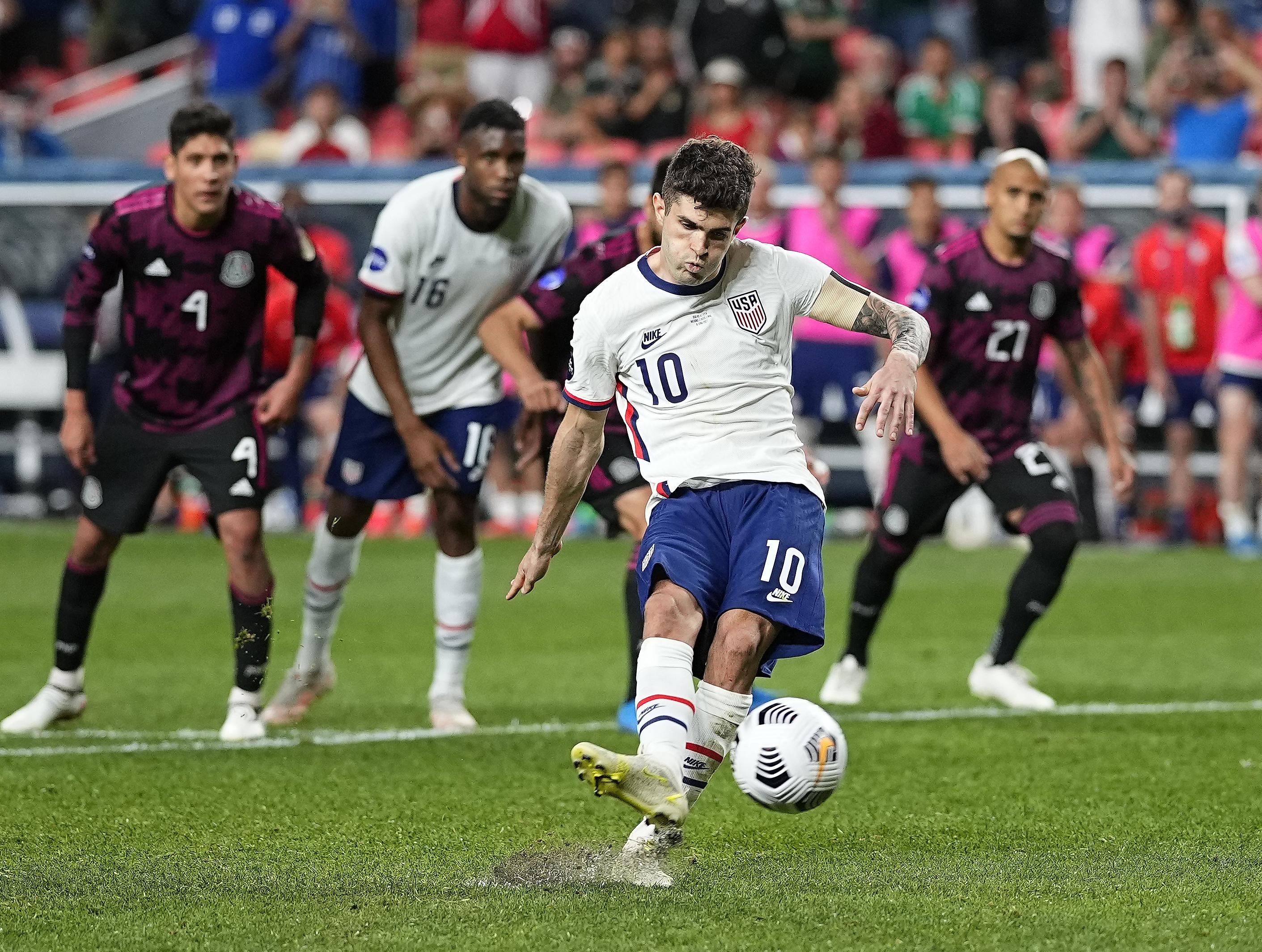 US to play Canada at Nashville, 1st home World Cup qualifier - Associated Press