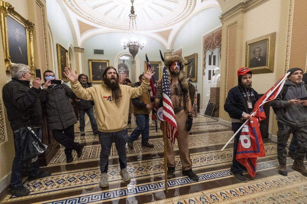 Longtime Trump supporters fueled US Capitol takeover