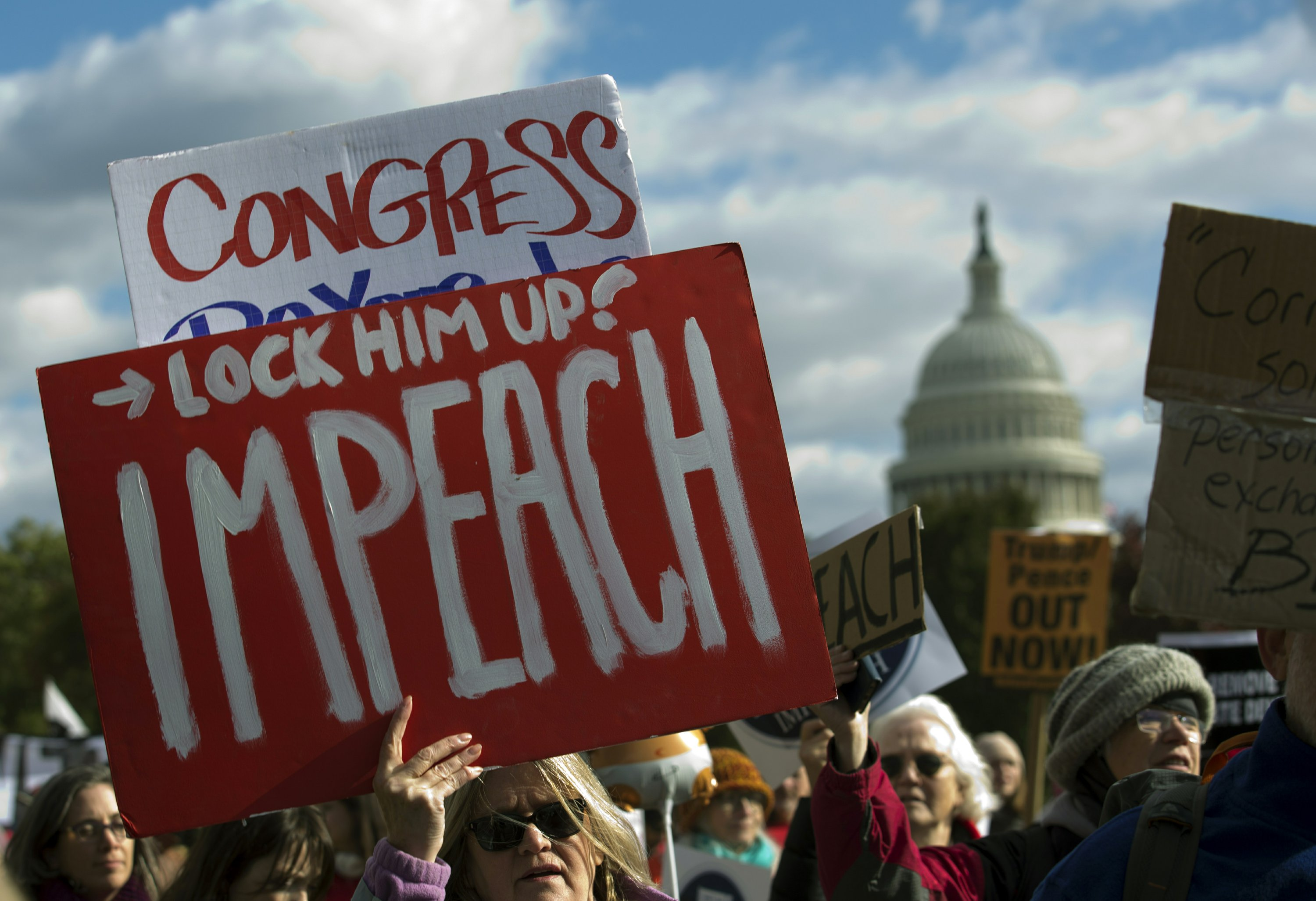 What's coming in impeachment: The inquiry goes public