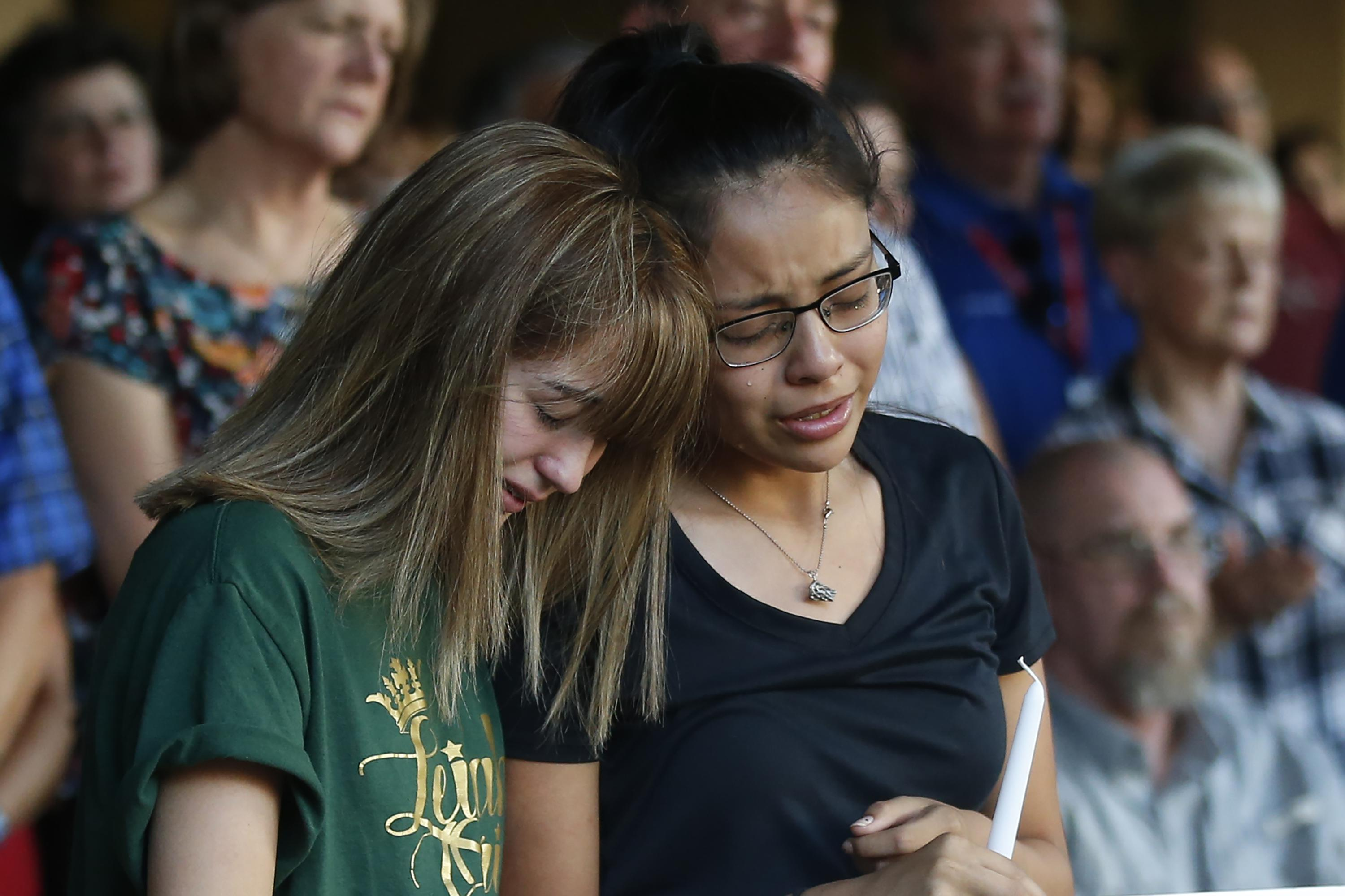 FBI: West Texas gunman 'was on a long spiral of going down'