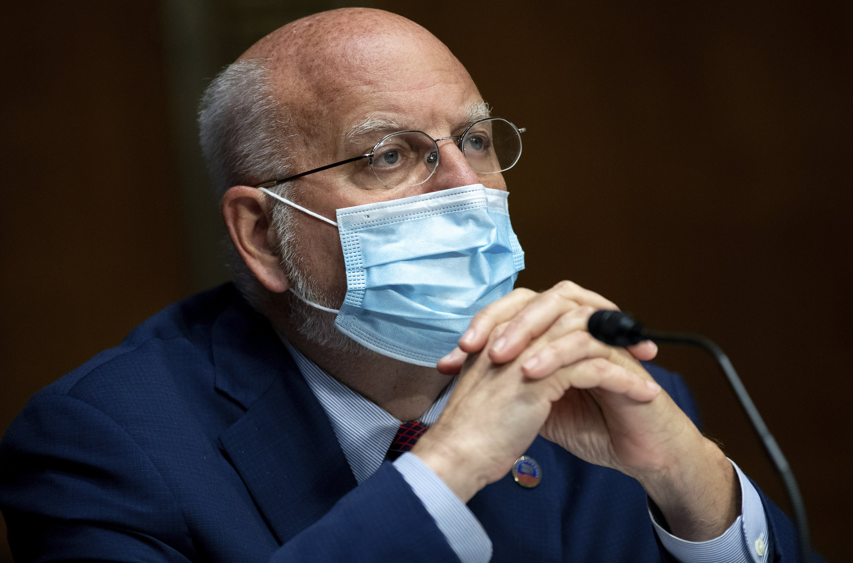 Trump undercuts health experts — again — in schools debate