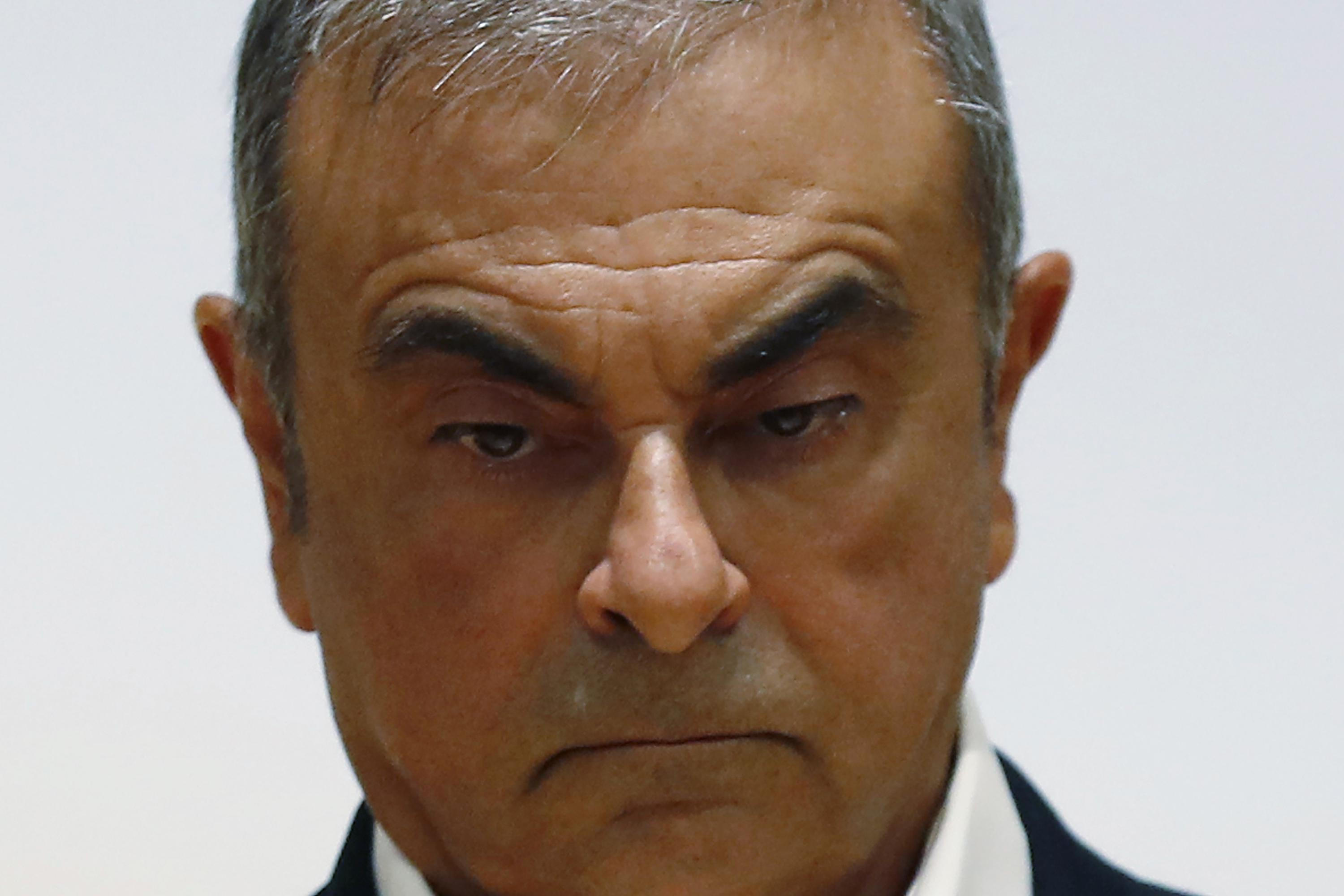 Japan prosecutors say Ghosn said Nissan pay plan was not set