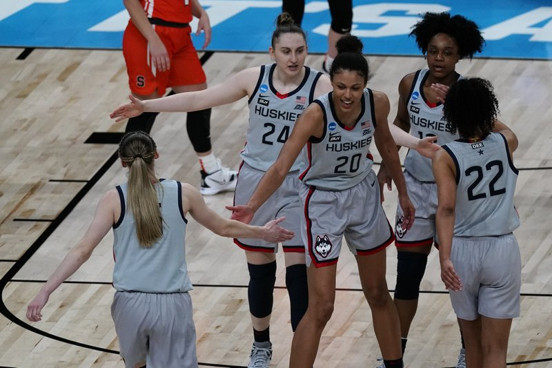 Familiar and new faces come together in women's Sweet 16
